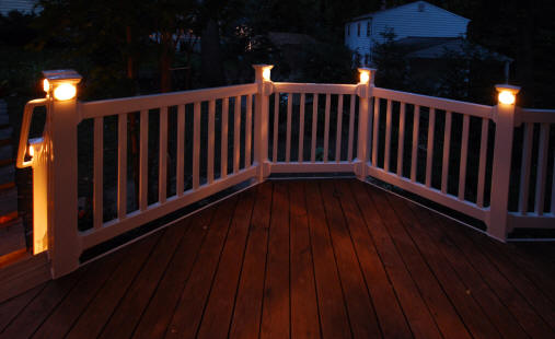 utah deck railing ideas carpentry and home improvement ideas. Black Bedroom Furniture Sets. Home Design Ideas