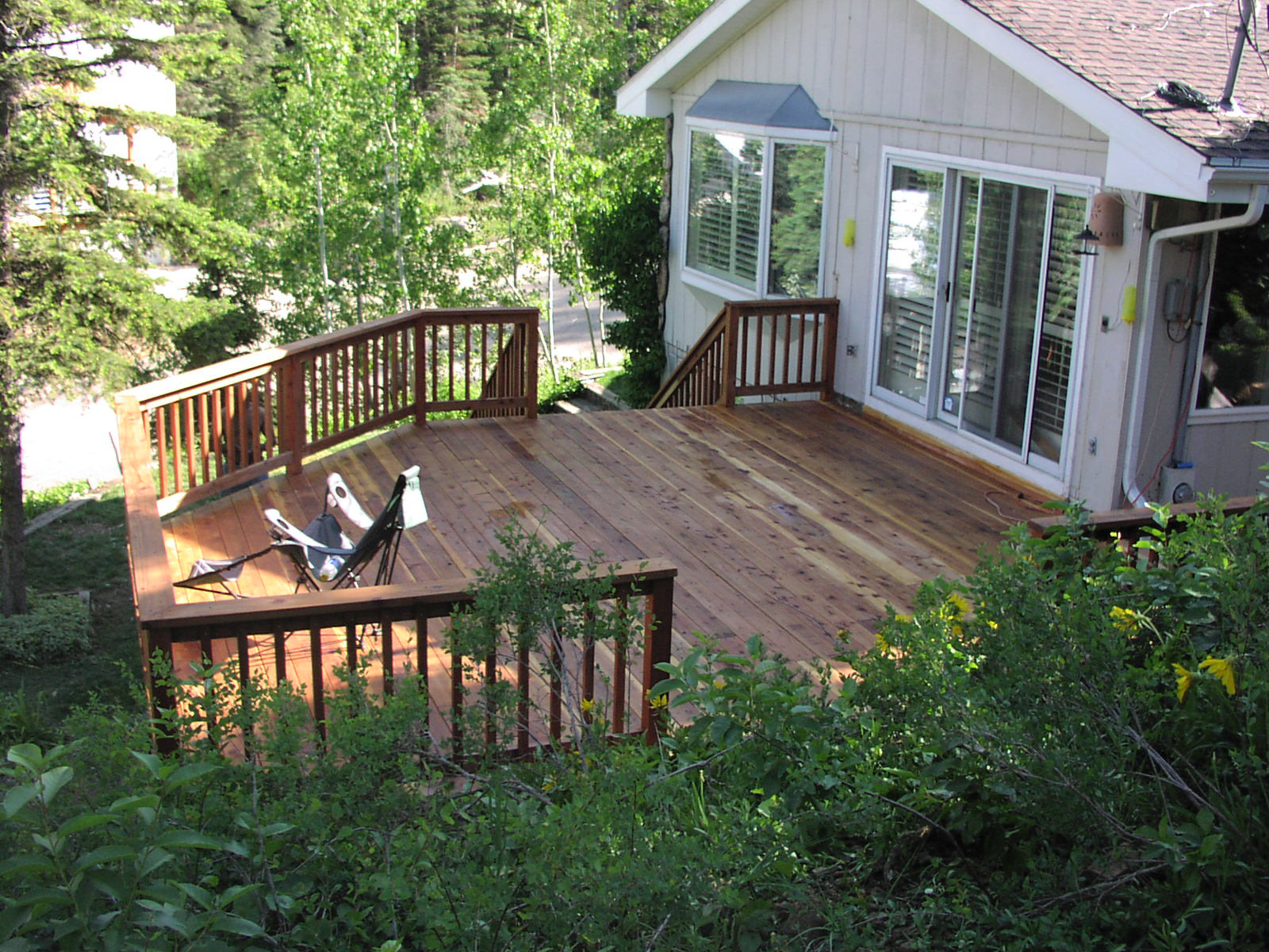 decking material carpentry and home improvement ideas