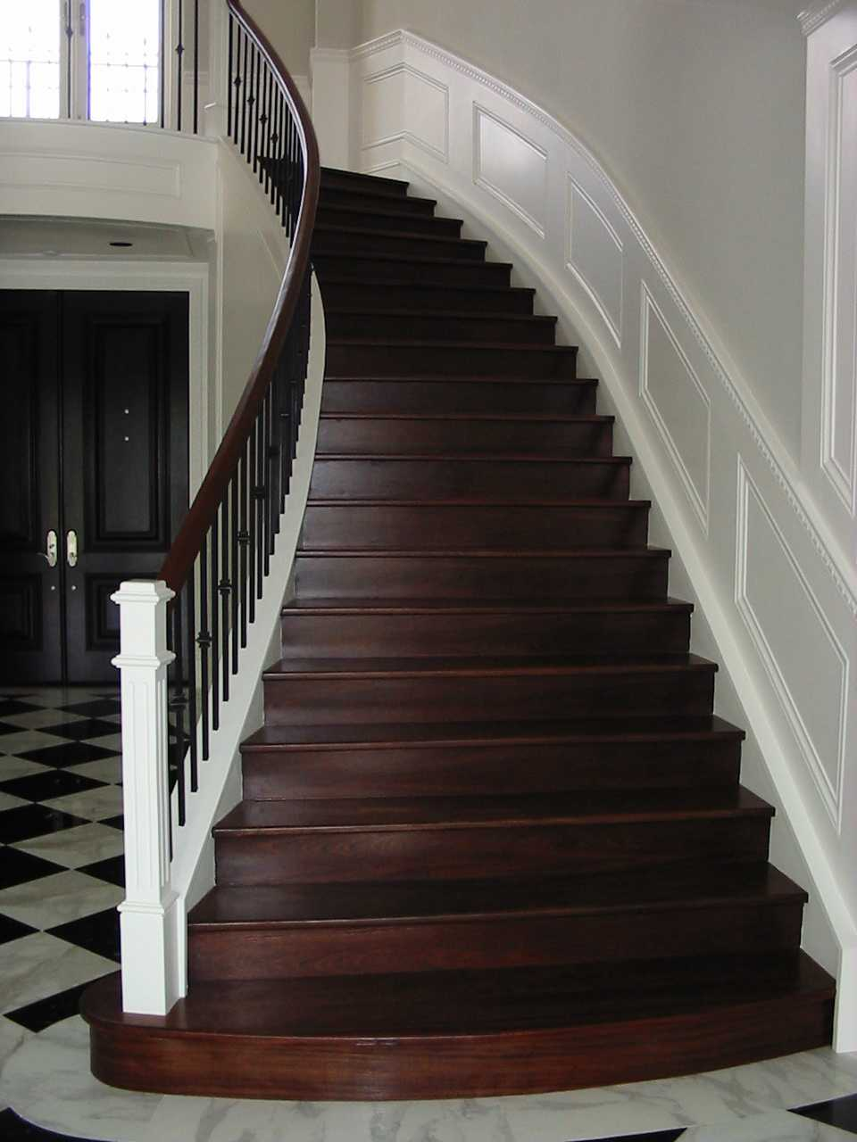 Wood Stairs Utah Carpentry Advice